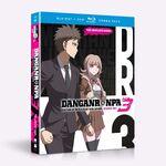 Danganronpa 3 Funimation Blu-Ray Despair Arc Cover
