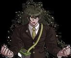 Danganronpa V3 Bonus Mode Gonta Gokuhara Sprite (Redrawn) (2)