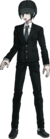 Danganronpa V3 Shuichi Saihara Fullbody Sprite (High School Uniform) (5)