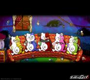 Digital MonoMono Machine Monokubs Monokumarz Android wallpaper