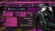 Danganronpa V3 Shuichi Saihara Report Card (Demo Version)