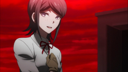 Despair Arc Episode 11 - Mukuro proud of Junko and her despair