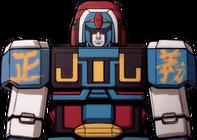 Yasuhiro Hagakure as Robo Justice Halfbody Sprite (PSP)
