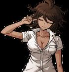 Danganronpa 2 Akane Owari Halfbody Sprite (PSP) (20)