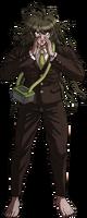Danganronpa V3 Gonta Gokuhara Fullbody Sprite (3)