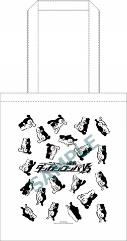 File:Danganronpa V3 Preorder Bonus Tote Bag from Loppi・HMV.png