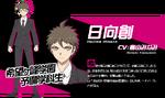 Promo Profiles - Danganronpa 3 Despair Arc (Japanese) - Hajime Hinata