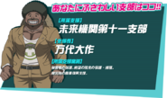Danganronpa 3 Personality Quiz Japanese Daisaku Bandai