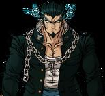 Danganronpa V3 Bonus Mode Nekomaru Nidai Sprite (Vita) (1)