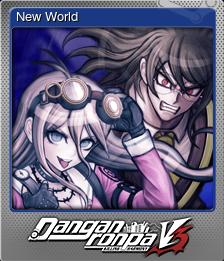 File:Danganronpa V3 Steam Foil Trading Card (8).png
