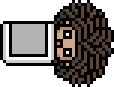 Yasuhiro Hagakure School Mode Pixel Icon (11)