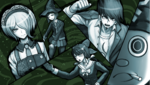 Danganronpa V3 CG - Pre-Class Trial Portraits (Chapter 1) (1)