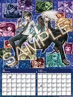 Danganronpa 2 2013 Calendar 05