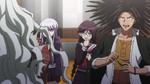 Danganronpa the Animation (Episode 08) - Monokuma revealing the Mole (48)