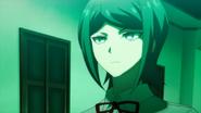 Despair Arc Episode 7 - Mukuro being told to sing