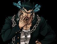 Danganronpa 2 Nekomaru Nidai Halfbody Sprite (PSP) (8)