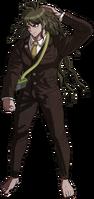 Danganronpa V3 Gonta Gokuhara Fullbody Sprite (19)
