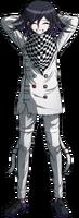 Danganronpa V3 Kokichi Oma Fullbody Sprite (4)