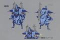 Danganronpa Another Episode Design Profile Priest Robot Doctor VonGerolt