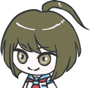 File:Danganronpa Another Episode Komaru Naegi Chibi 08.png