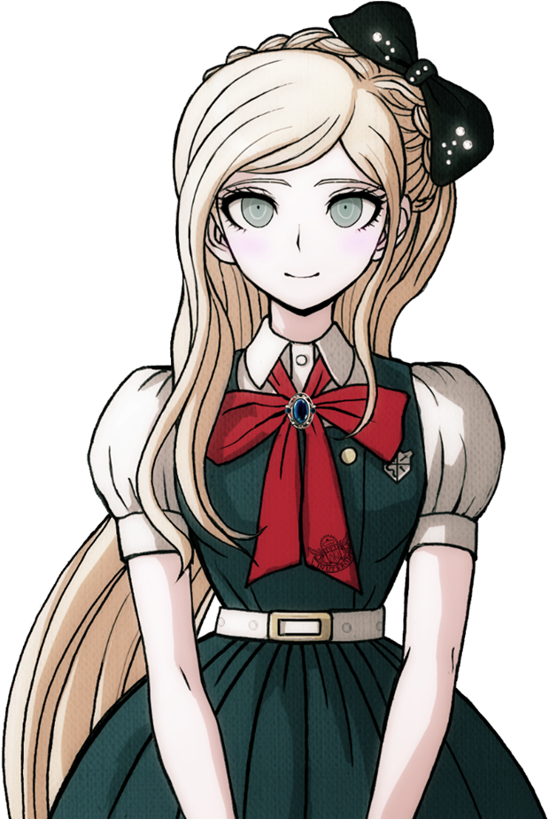 Image - Danganronpa V3 Bonus Mode Sonia Nevermind Sprite ...