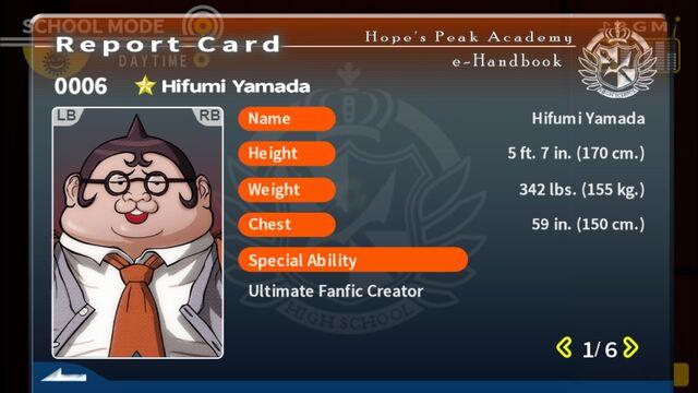 File:Hifumi Yamada Report Card Page 1.jpg