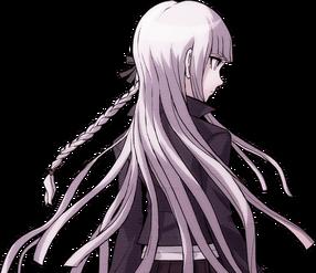 Danganronpa 2 Kyoko Kirigiri Halfbody Sprite (18)