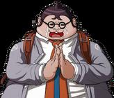 Danganronpa V3 Bonus Mode Hifumi Yamada Sprite (22)