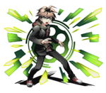 Divine Gate x Danganronpa 1.2 Makoto Evolved Artwork