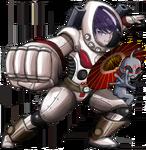 Argument Armament - Kaito Momota (1.5)