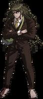 Danganronpa V3 Gonta Gokuhara Fullbody Sprite (22)