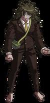 Danganronpa V3 Gonta Gokuhara Fullbody Sprite (28)