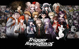 Danganronpa 1 Wallpaper - Group - English (1920 x 1200)