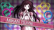 Danganronpa 2 Mikan Tsumiki True Intro English