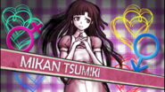 Danganronpa 2 Mikan Tsumiki True Intro English