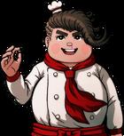 Danganronpa V3 Bonus Mode Teruteru Hanamura Sprite (12)