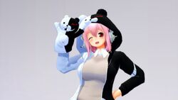 Super Sonico Collaboration 01