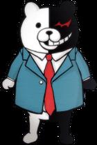 Danganronpa 2 Monokuma Fullbody Sprite (PSP) (15)
