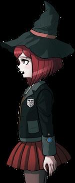 Danganronpa V3 Himiko Yumeno Halfbody Sprite (Debate Scrum) (3)