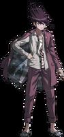 Danganronpa V3 Kaito Momota Fullbody Sprite (16)
