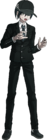 Danganronpa V3 Shuichi Saihara Fullbody Sprite (High School Uniform) (2)