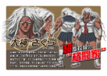 Promo Profiles - Danganronpa the Animation (Japanese) - Sakura Ogami