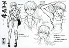 Danganronpa Another Episode Beta Design Chihiro Fujisaki's Mother (Scrapped)