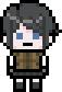 Danganronpa V3 Bonus Mode Mukuro Ikusaba Pixel Icon (1)