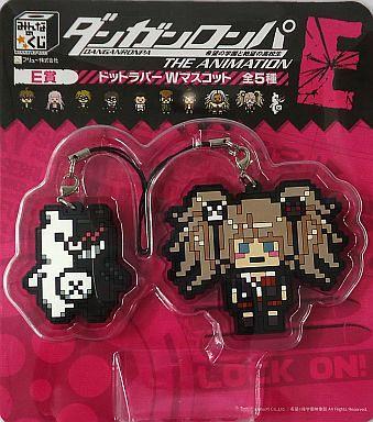 File:FuRyu Minna no Kuji Dot Rubber Mascots Junko Enoshima and Monokuma.jpg