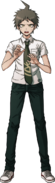 Hajime Hinata Fullbody Sprite 09