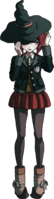 Danganronpa V3 Himiko Yumeno Fullbody Sprite (15)