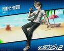 Web MonoMono Machine DR2 Wallpaper Hajime Hinata 1280x1024
