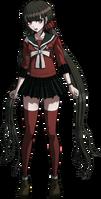 Danganronpa V3 Maki Harukawa Fullbody Sprite (6)