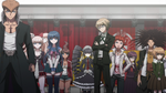 Danganronpa the Animation (Episode 01) - Meeting the Students (02)